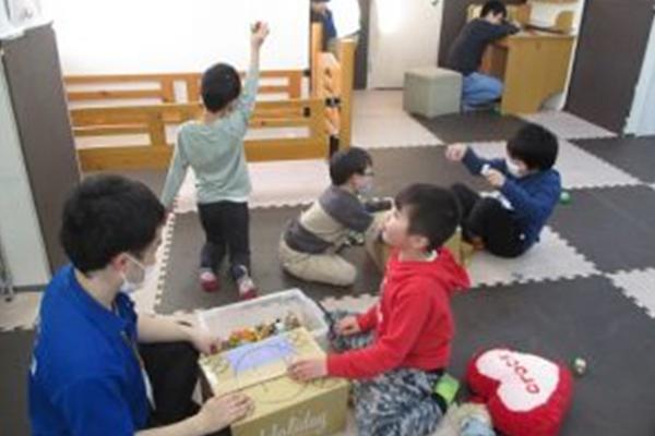 ライズ児童デイサービス上永谷
